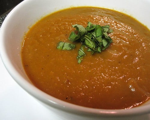 Recette - Soupe de légumes en 10 min   Maigrir Vite et Bien