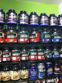 proteine pour grossir femme
